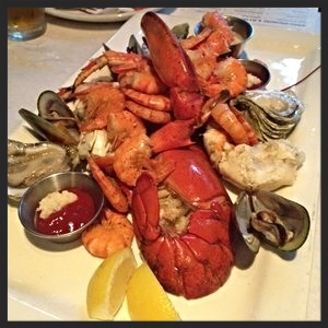 Seafood at Jax Fish House & Oyster Bar  | YELP, Diana W.