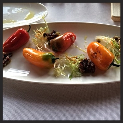 Sweet Bell Pepper at Giada | YELP, Jessica W.