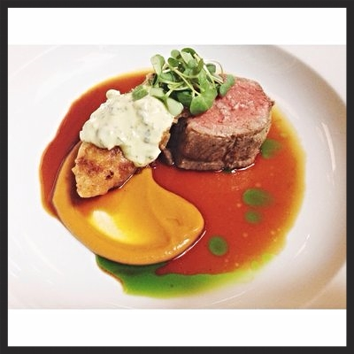 Beef strip loin roast at Beast  | YELP, Leah K.