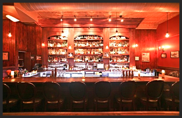 Williams and Graham bar setting  | YELP, Sean K.