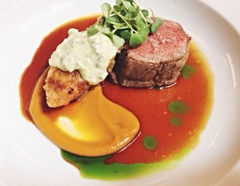 Beef Strip Loin Roast at Beas t | YELP, Leah K.