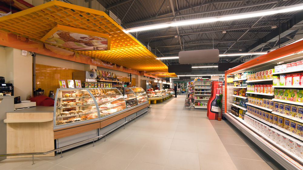 Grocery Stores, Cafés, and Restaurants – All-In-One Hybrids