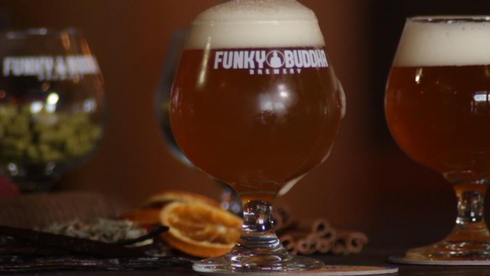 Across the Bar: Funky Buddha Brewery [VIDEO]