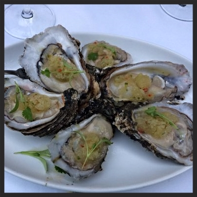 Osters at Ivy  | YELP, Sherry P.