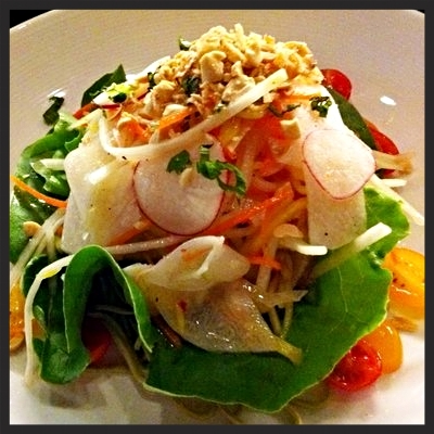 Bang Bang Salad at Sunda | YELP, Mona N.