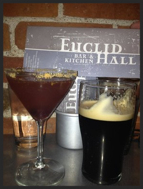 Cocktail and Brew at Euclid Hall Bar and Kitchen  | YELP