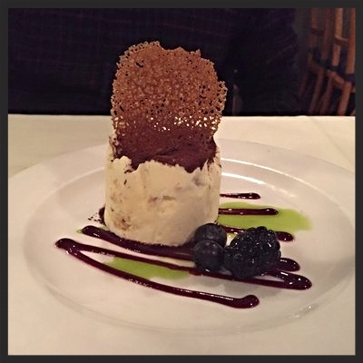 Frozen Soufflé at Bibou | YELP, Sarah K.