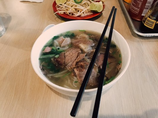 Pho Bo from Pho Bac  | YELP, Lauren D.