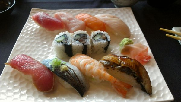 Omakase Sushi at Shiro's | YELP, Addie C.