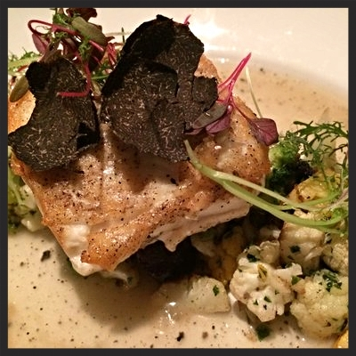 Halibut at Barolo Grill  | YELP, Jason G.