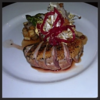 Duck Beast at Fruition Restaurant  | YELP, Ashley M.
