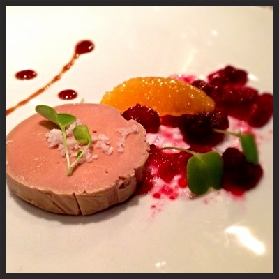 Foie Gras Torchon at Mistral Kitchen  | YELP, Jerome P.