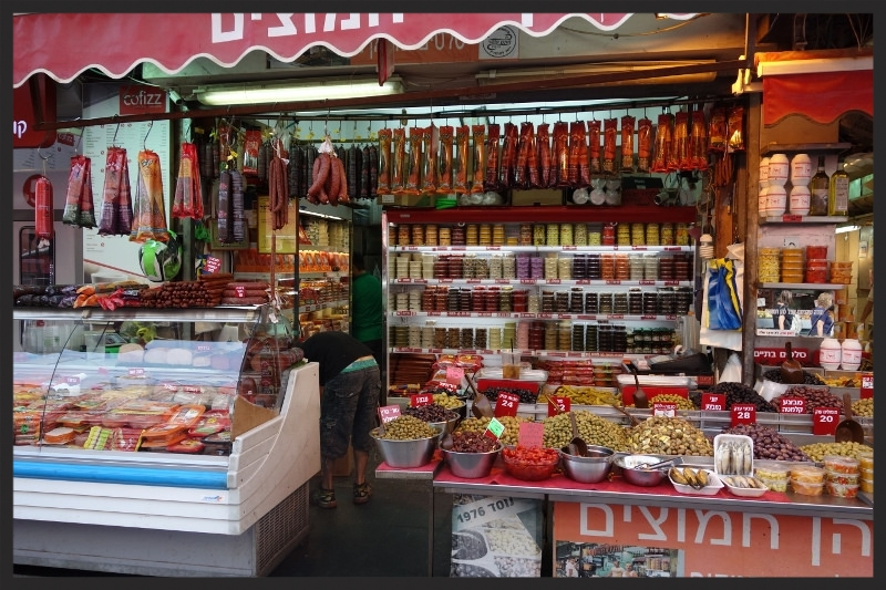 At the Machane Yehuda Market  | Foodable WebTV Network
