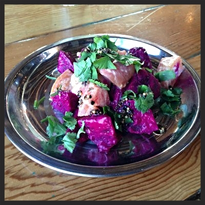 Beets at Bollywood Theater | YELP, Rick S.