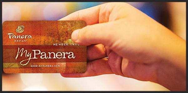 The MyPanera Reward Card  | Panera.com
