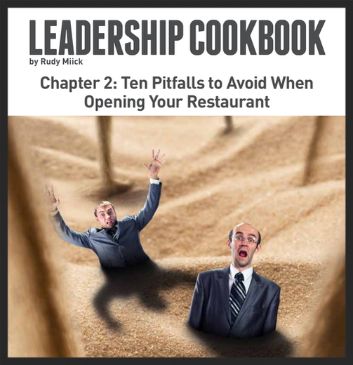 The Leadership Cookbook Chapter 2