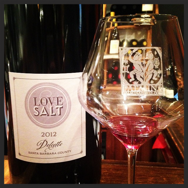 Love and Salt Dolcetto Wine | Instagram, loveandsaltla