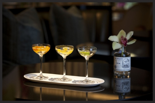 Brasserie S&P's Gin  and Tonic Tasting Flight | Facebook
