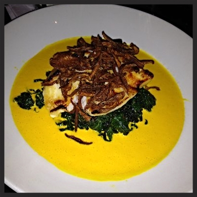 Chilean sea bass at Prime Italian | YELP, Melina P.