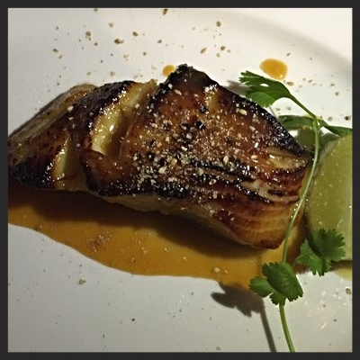 Black Cod at RPM Steak | YELP, Louise M.