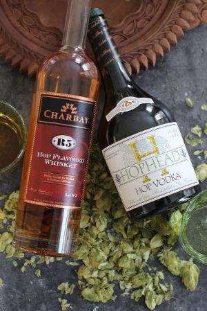Hop Flavored Spirits  | Matthew Mead