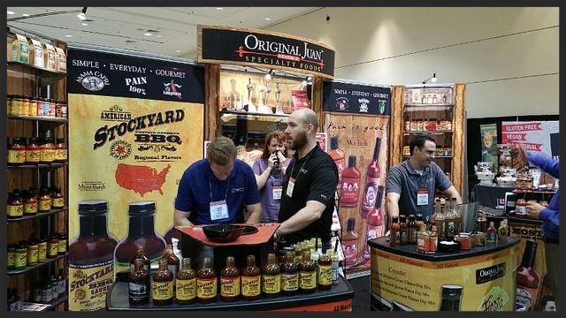 Original Juan Sauces  | Foodable Network