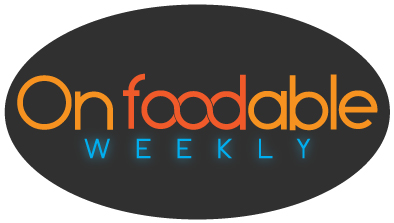 On Foodable Weekly Logo