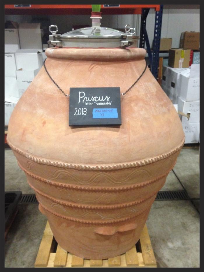 Ambyth Winery's Amphora  | Foodable WebTV Network
