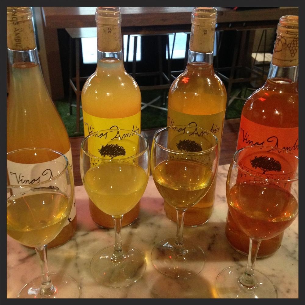 Vinos Ambiz Orange Wines  | Foodable WebTV Network