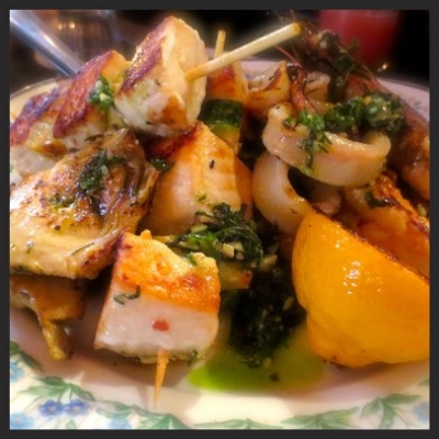 Italian Seafood Grill at Little Nonna's  | YELP, BostonBestEats X.