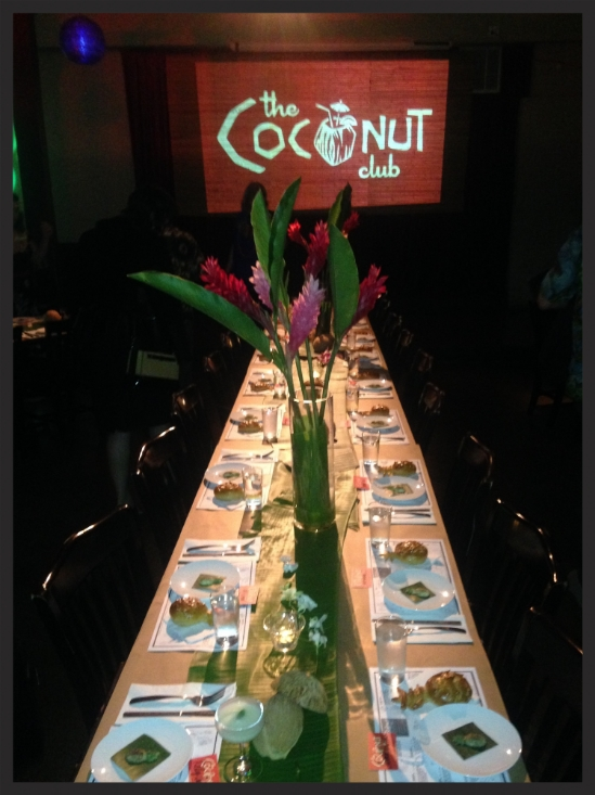 Coconut Club Pop-Up | Foodable WebTV Network