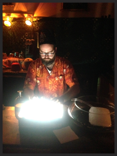 Tiki Mixologist Nathan Hazard | Foodable WebTV Network