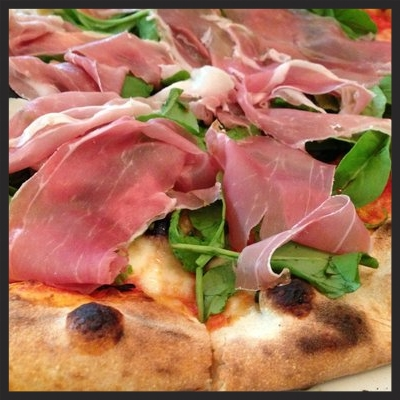 PROSCUITTO PIZZA | YELP, EVIE S.