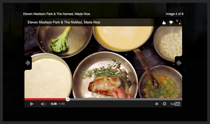 Film featuring NYC's Eleven Madison Park | Made Nice by Danny Lund