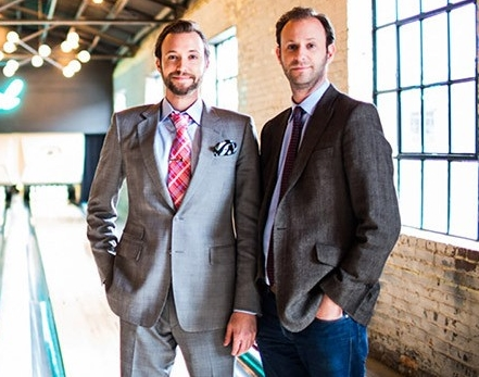BENJAMIN AND MAX GOLDBERG | STRATEGIC HOSPITALITY
