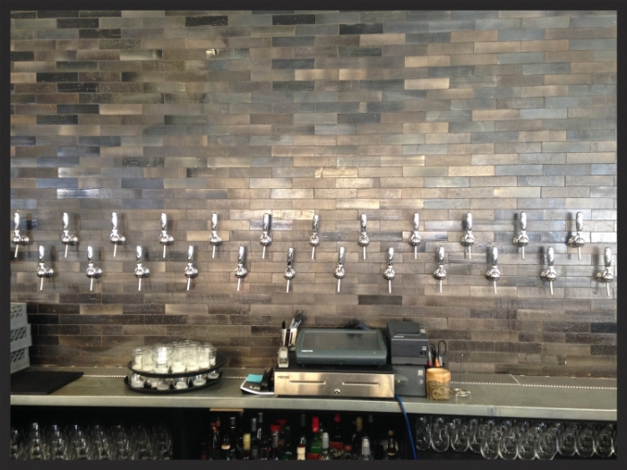 Wine Tap System at Cooper's Hall, Portland | Foodable WebTV Network