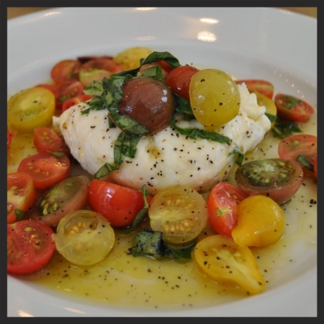 BURATTA PUGLIESE AT LE VIRTU  | YELP, JOHN R.