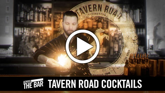 Across the Bar: Tavern Road Turns Up the Volume on Classic Cocktails