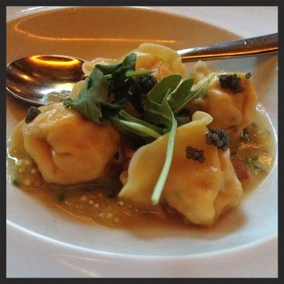 Scallop dumplings from Catch    |   Yelp, Michelle Y.
