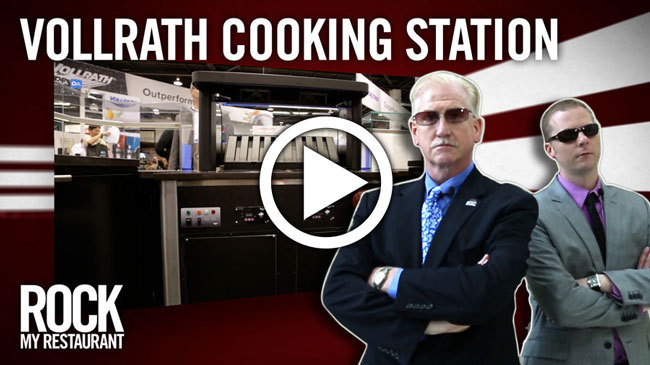 Rock My Restaurant: Product Review of Vollrath's Cooking Station