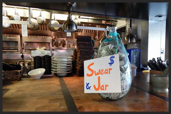 Carson Kitchen's Swear Jar | Foodable WebTV Network