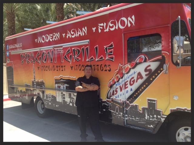 Yasser Zermeno's Dragon Grille | Photo Courtesy ofDragon Grille