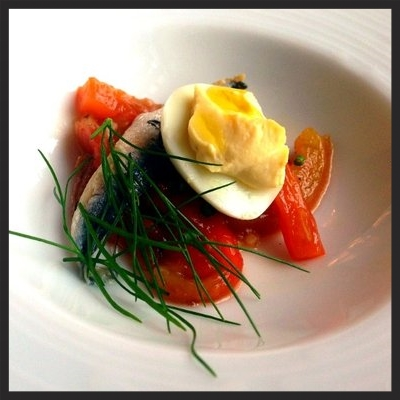 Altura's Quail Egg and Peppers  | Yelp, Latifa S.