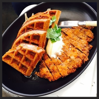 Joule's Chicken and Waffles  | Yelp, Christine V