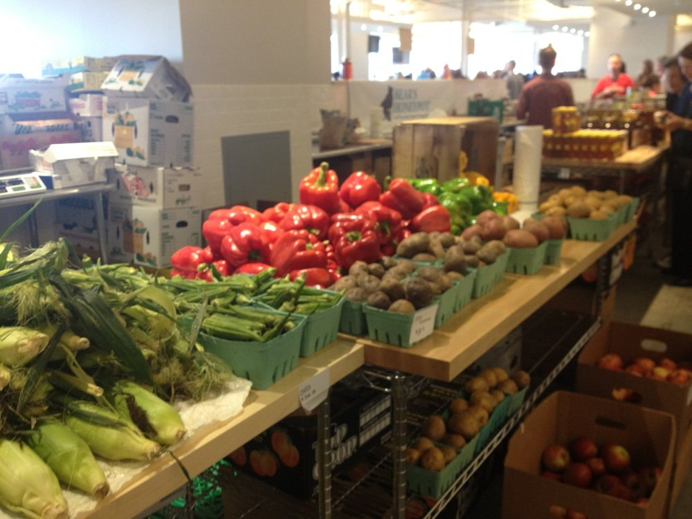 FRESH FARM PRODUCE AT UNION MARKET| YELP, Ned B.