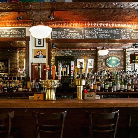 The bar at Tavern on Jane  | Tavernonjane.com