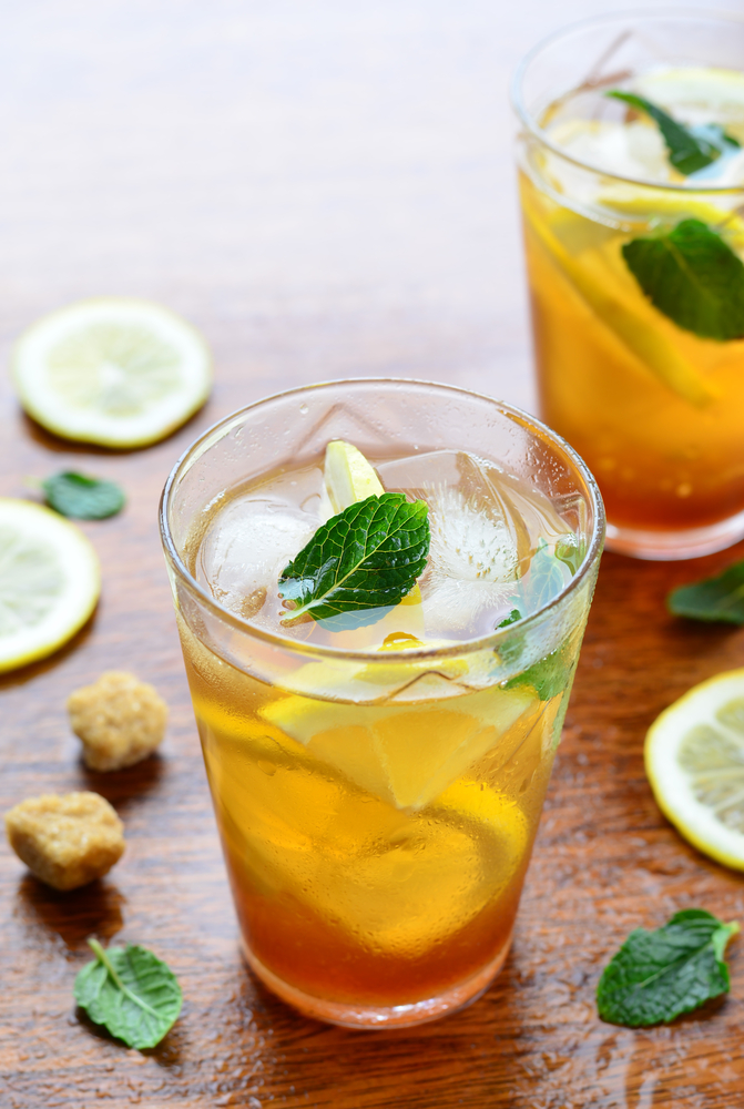 #3: Tea Cocktails