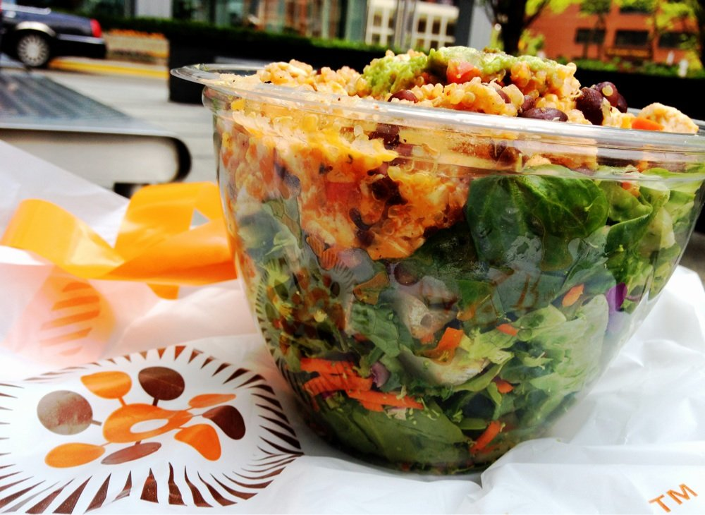 Southwest Salad at Protein Bar  | Yelp, Chris G.