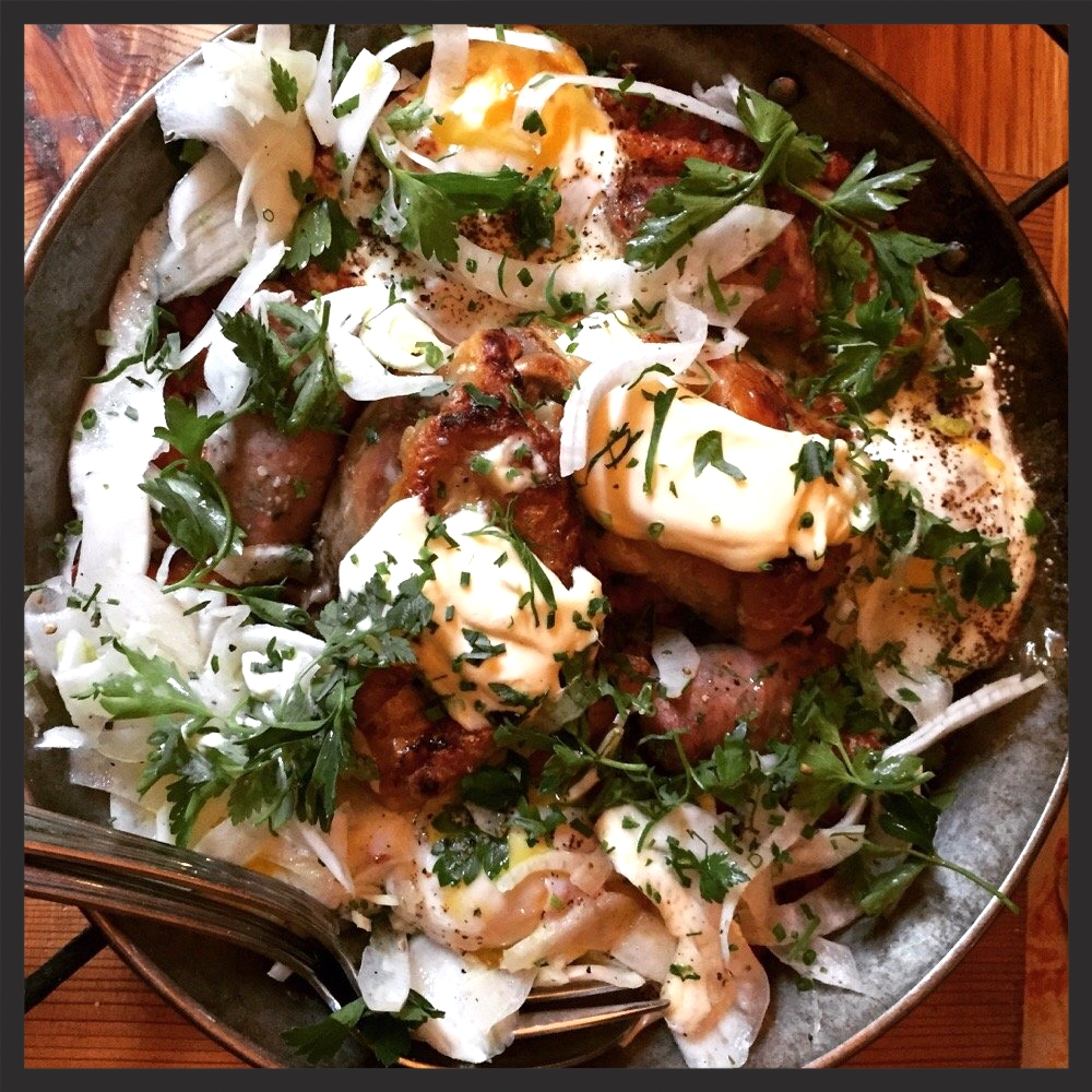 Breakfast Paella, Avec  | Yelp, Svetlana K.