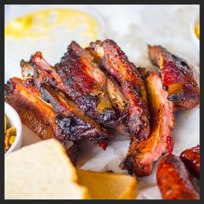 Lockhart Smokehouse's BBQ Ribs | Yelp, John L.